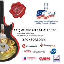 2015 Music City Challenge - Nashville, TN