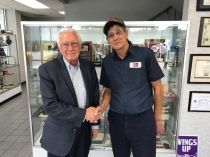 """The Jimmy"" Award for July chosen at IWC Food Service"