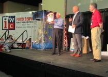 Frosty Acres Brands Recognizes IWC Food Service for 60 Years of Success