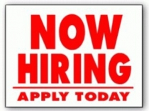 IWC Food Service is Now Hiring!