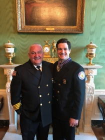 "Local First Responder Receives ""Public Safety Medal of Valor"" Award"